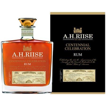rum A.H.Riise Centennial Celebration