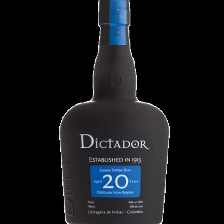 dictador 20 rum