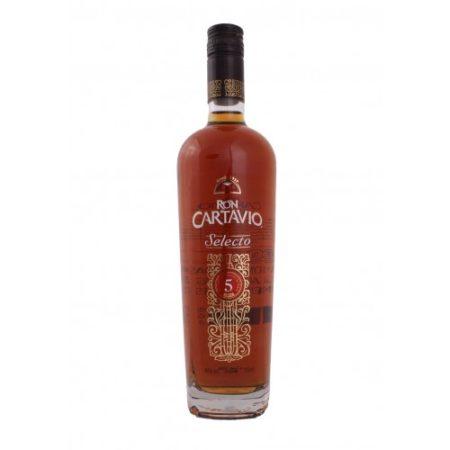 rum Cartavio 5