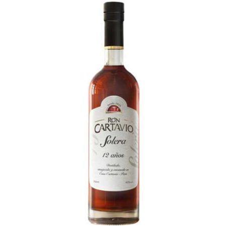 rum cartavio 12