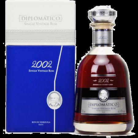 rum diplomatico vintage2002