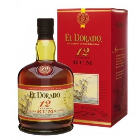 rum eldorado 12