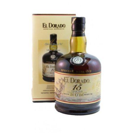 rum eldorado 15