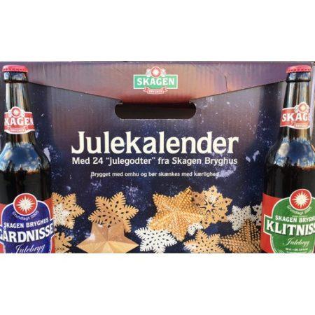 skagen bryghus julekalender