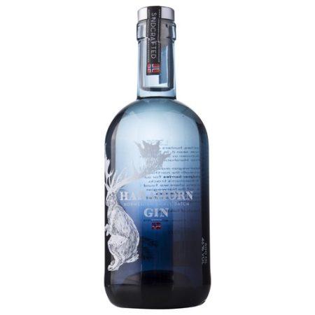 DET NORSKE BRENNERI K.G. PUNTERVOLD - harahorn_gin
