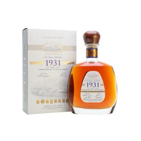 St. Lucia Rum 1931 6th