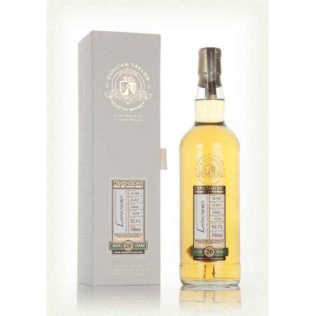 longmorn-20-year-old-1996-cask-duncan-taylor-whisky